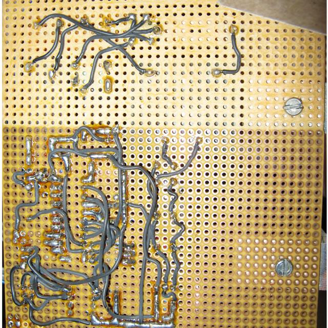 PCB onderkant