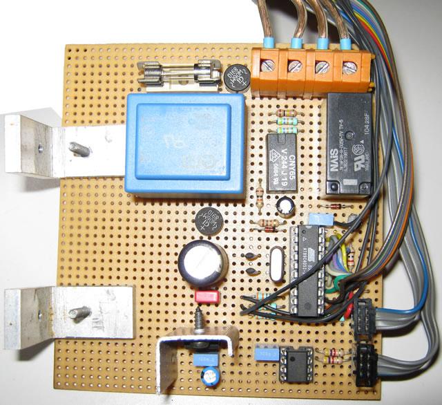 PCB bovenkant